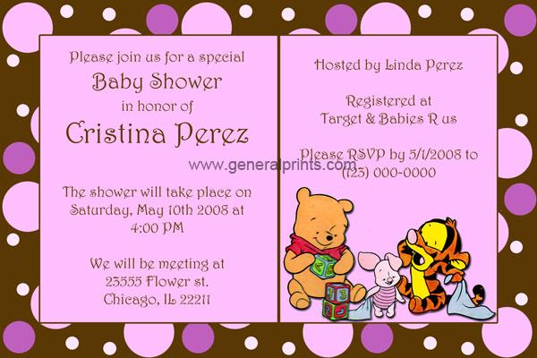 Winnie the pooh baby shower winnie the pooh pictures gallery winnie the pooh baby shower filmwisefo