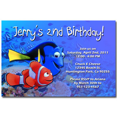 Personalized Batman Birthday Party Invitations