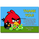 Angry Birds invitation