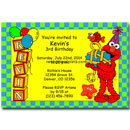 printable elmo block invitations