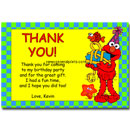 Elmo Thank You style 2