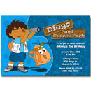 personalized diego invitations