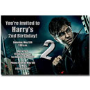 custom made harry potter invitations