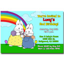Max and Ruby Invitations