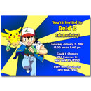 printable pikachu invitation