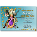 disney princess and the frog invitations