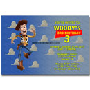 woody printable invitations and thank you cards toy story