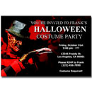 Freddy Kruger Invitations