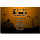 Printable Scary Halloween Invitations